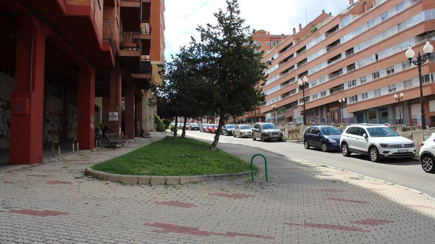 El Ayuntamiento de Zamora saca a licitación por 300.000 euros la renovación de aceras en la Avenida Cardenal Cisneros