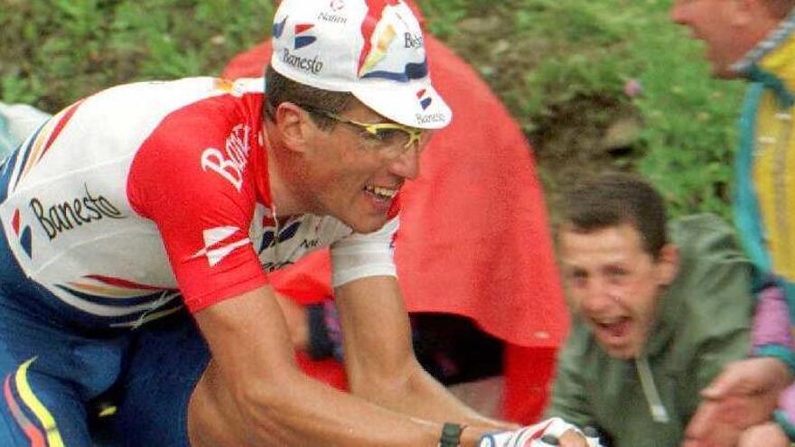 Miguel Indurain, 25 años del histórico quinto Tour de Francia consecutivo