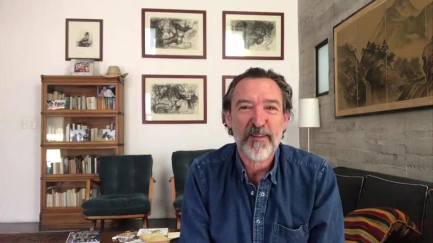 #YoMeQuedoEnCasa de famosos: Ginés García Millán