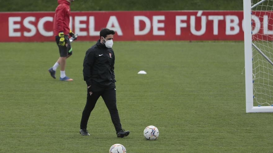 El buen inicio del técnico del Sporting: Gallego debuta entre los mejores