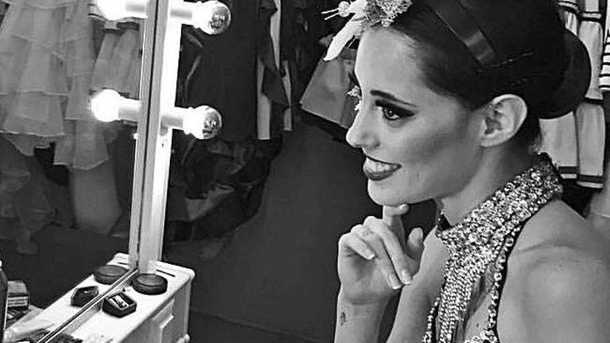 """Nisa Alemán Cuesta: """"Un bailarín vive en una crisis continua y ahora todas las pequeñas oportunidades se han esfumado"""""""