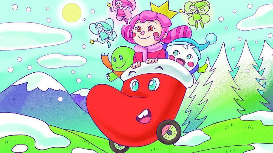 PlayKids lanza el contenido infantil de la firma canaria Greta Studios