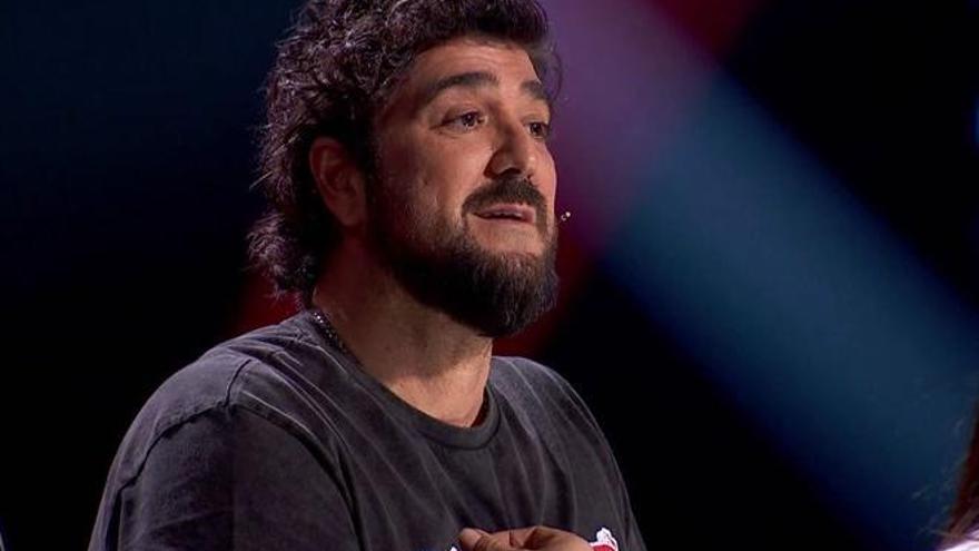 """El emotivo mensaje de Orozco en 'La Voz 2020': """"Si haces lo que los demás quieren, nunca alcanzarás tus sueños"""""""