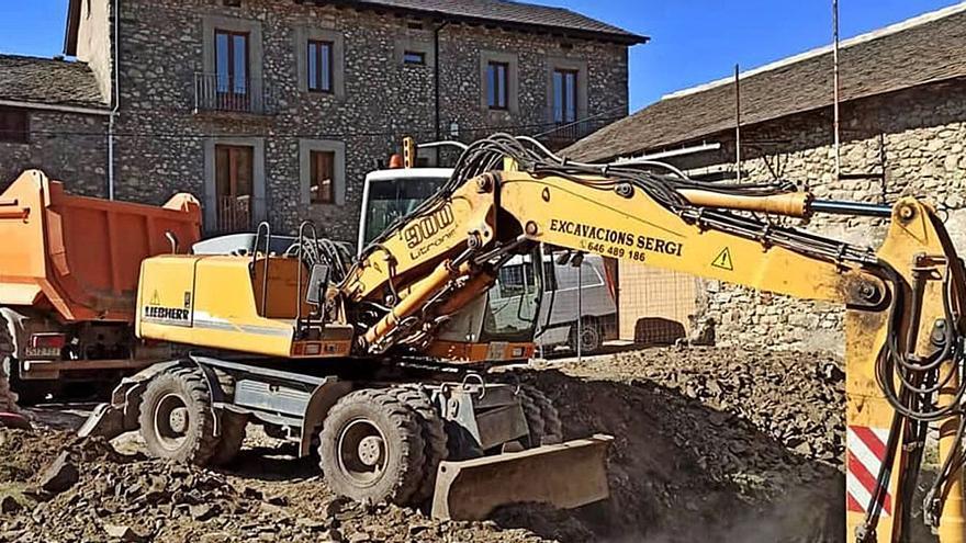 Bellver inicia les obres d'ampliació de la residència geriàtrica Sant Roc