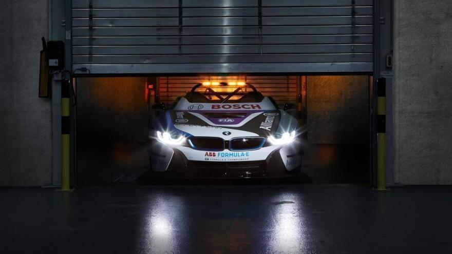 BMW i8 Roadster, el nuevo Safety Car de la Fórmula E