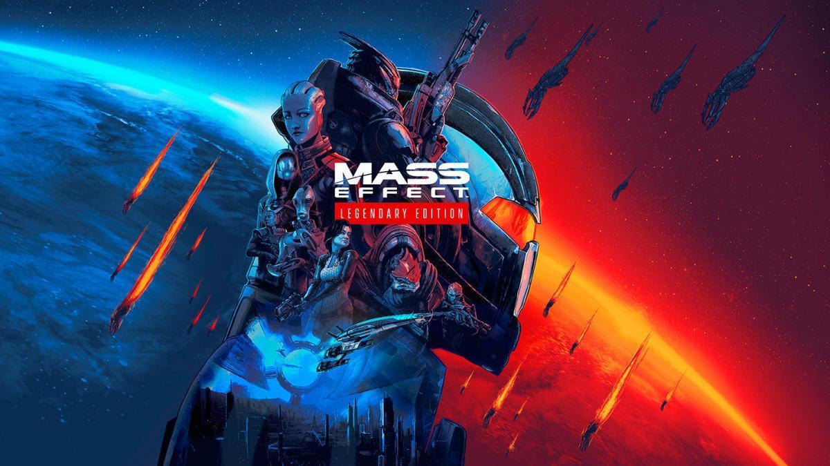 'Mass Effect Legendary Edition'.