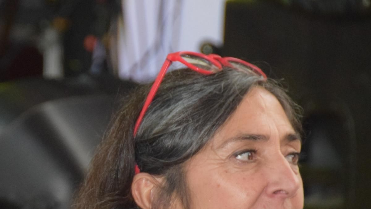 Patricia Linares a una foto d'arxiu
