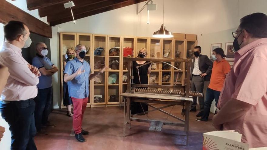 El Museu de l'Horta Sud inaugura  a Aldaia el cicle #20anys20pobles
