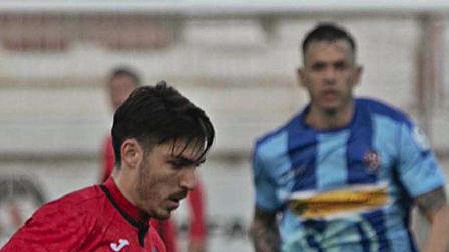 El Atlético Saguntino recibe al Villareal C en la primera eliminatoria por el ascenso