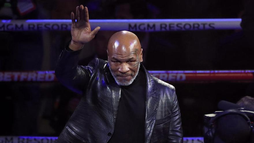 Mike Tyson volverá a pelear el próximo 12 de septiembre