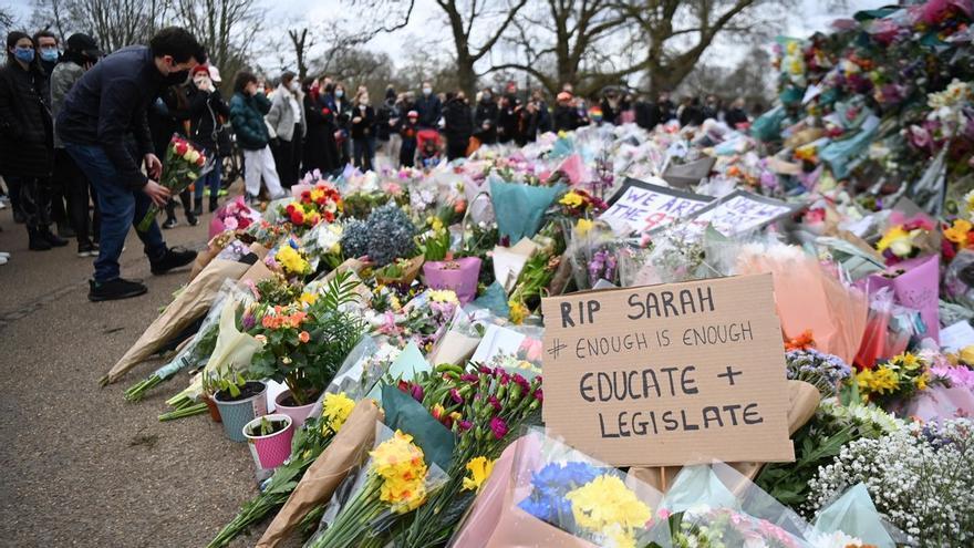Condenado a cadena perpetua el policía que asesinó a Sarah Everard después de secuestrarla en Londres
