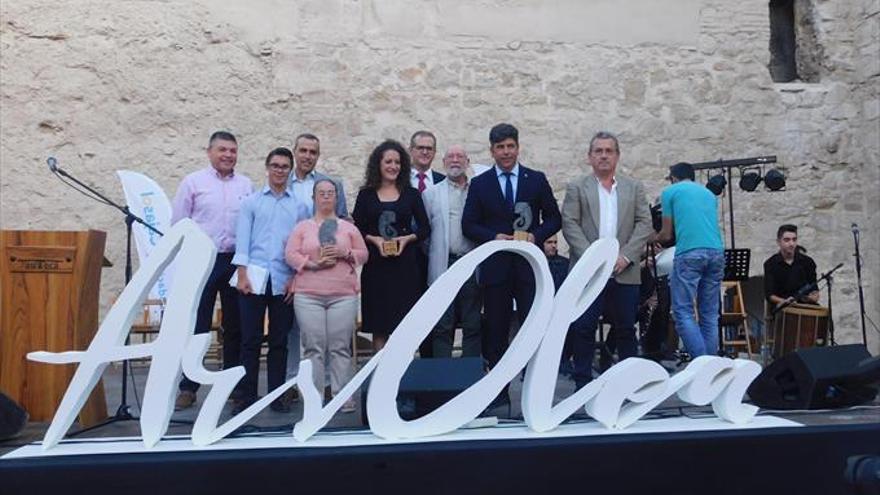 Ars Olea muestra en La Villa la artesanía que se hace en Andalucía