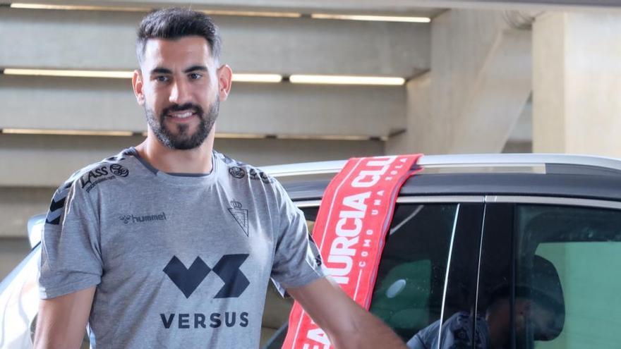 """Álvaro Moreno: """"Me encanta que me pongan la etiqueta de líder"""""""