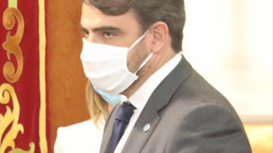 Diego Calvo preside la comisión para la reactivación por la crisis del Covid-19