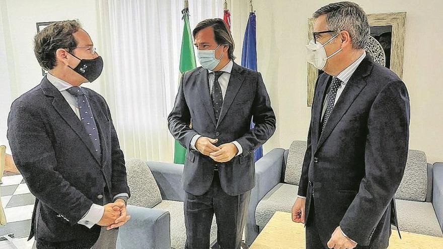El delegado del Gobierno ratifica su apoyo a la tauromaquia