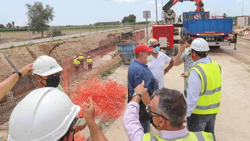 El coste de reparar y mejorar el riego de la Vega Baja por los daños de la DANA ya supera los 31 millones