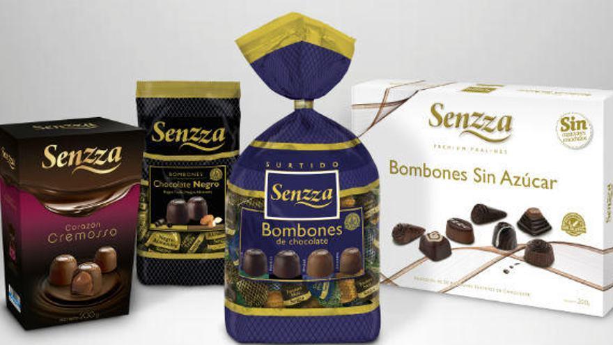 Mercadona y Chocolates Valor consolidan su relación con la línea de bombones Senzza