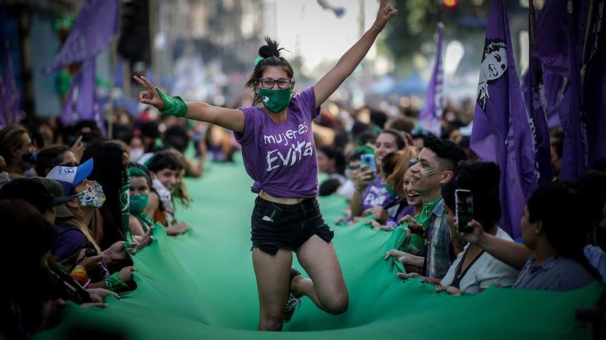 Argentina despenaliza el aborto