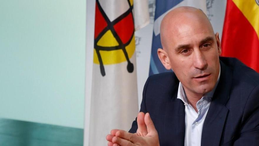 La Asamblea de la RFEF ratifica a Rubiales como presidente hasta 2024