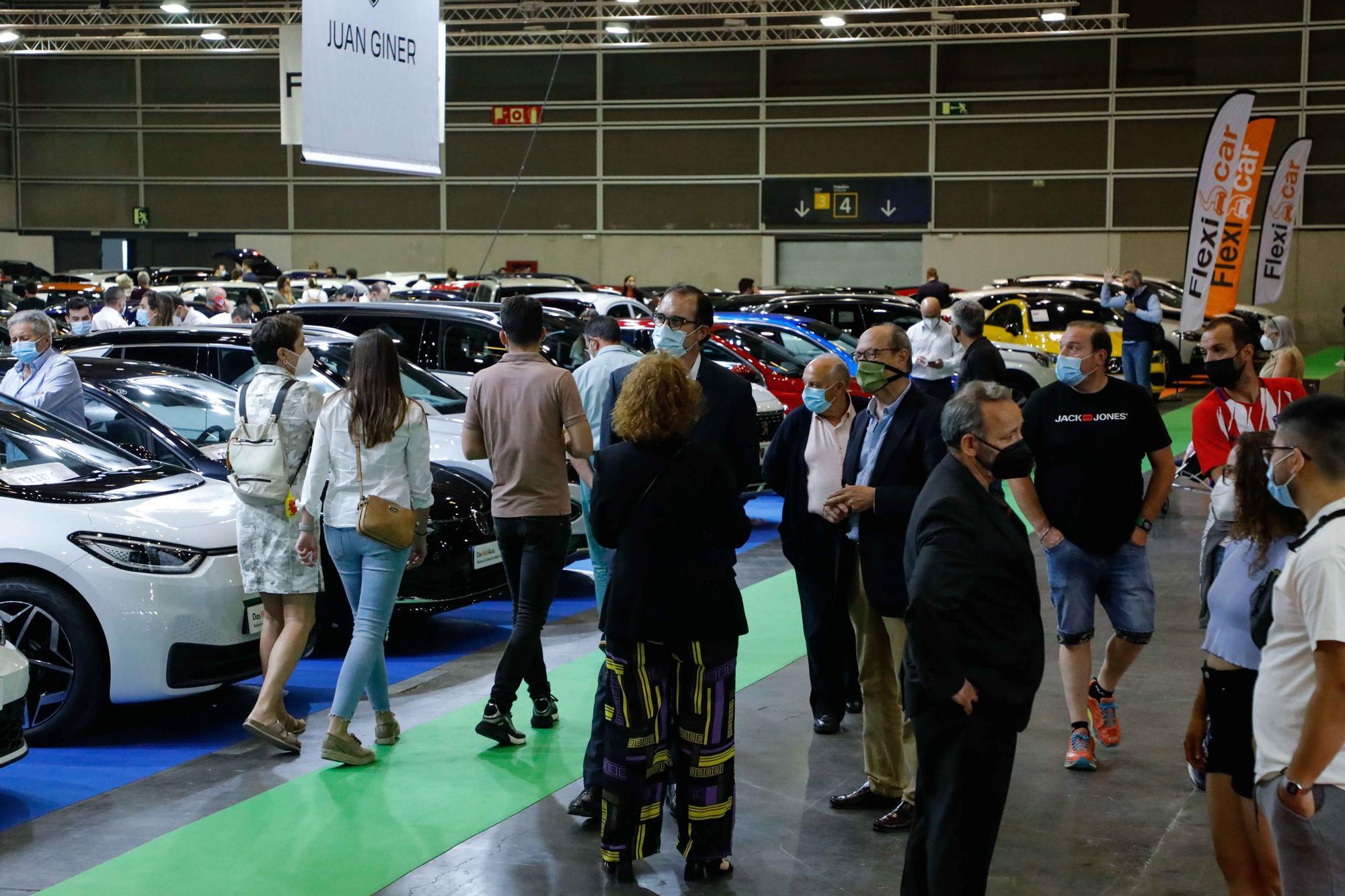Apertura de la Feria del automóvil