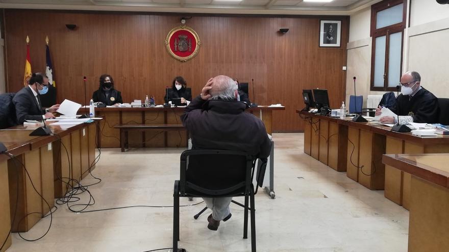 El fiscal baja su petición por violar  a dos sobrinas a 19,5 años de cárcel