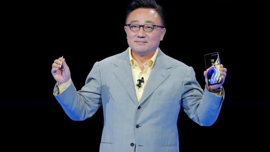 El Samsung Galaxy Note 9 gana en pantalla y almacenamiento