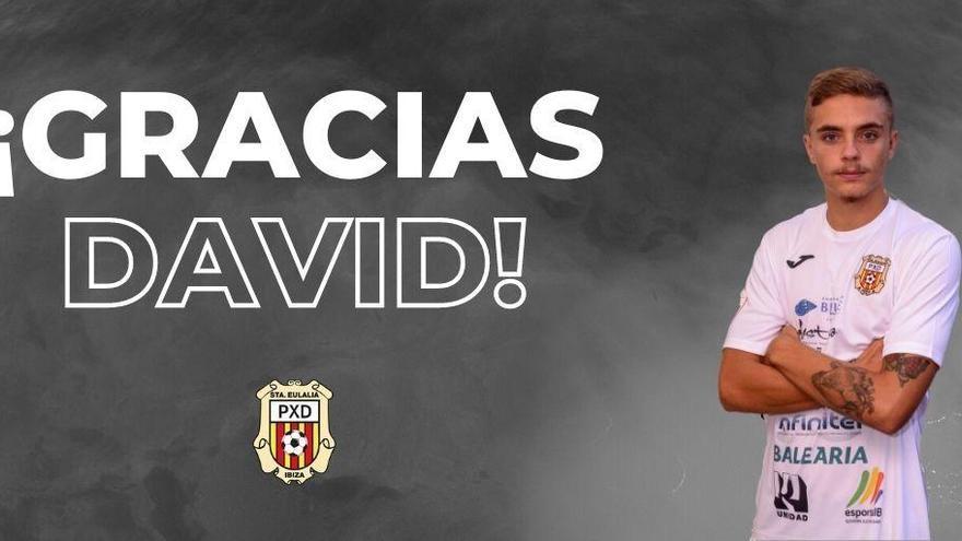 La Peña Deportiva traspasa a David Sánchez al Cornellà