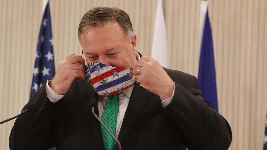 Mike Pompeo anuncia que el embajador de Estados Unidos en China dejará su cargo
