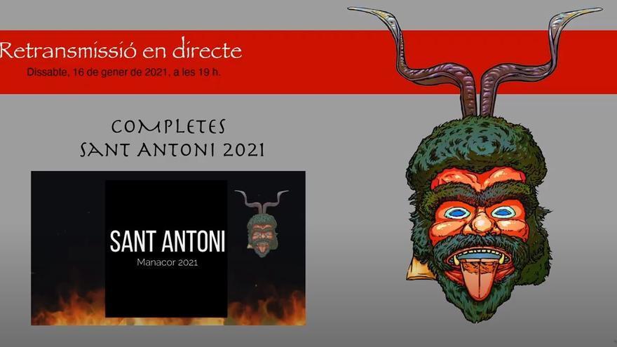 En directo | Las Completes de Sant Antoni de Manacor