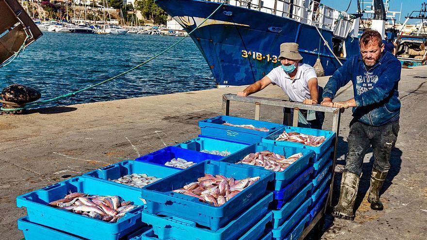 La pesca va a la deriva