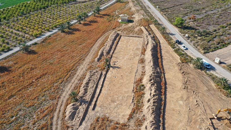 Hallazgos en el campo de concentración de Albatera