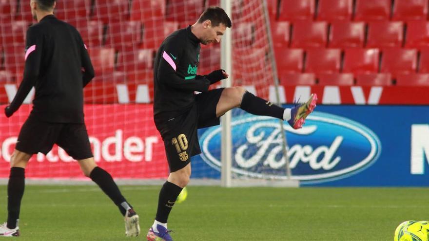 El Barça va agafant velocitat de creuer