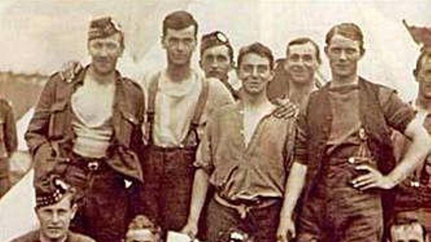 El Batallón de McCrea