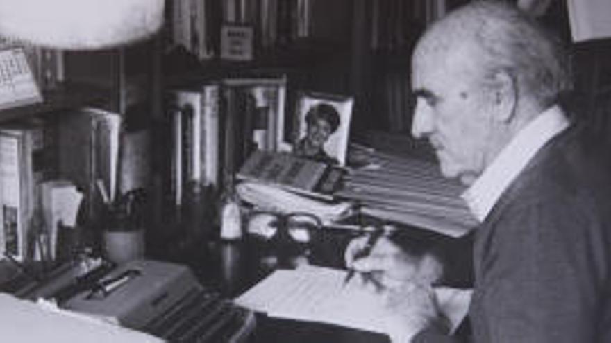 Josep Maria Gironella, l'home que volia saber