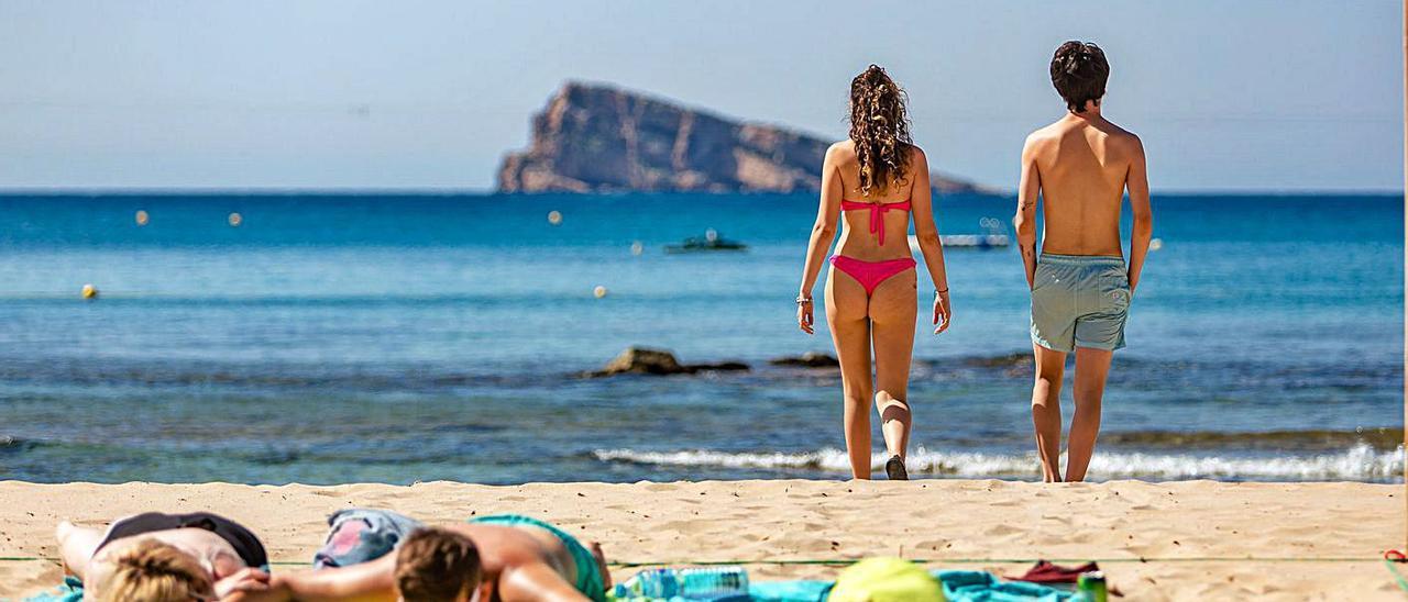 Un frente frío derrumba las temperaturas y aleja a los bañistas de las playas.