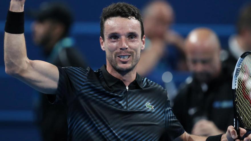 Bautista derrota a Wawrinka y se enfrentará a Djokovic en las semifinales de Doha