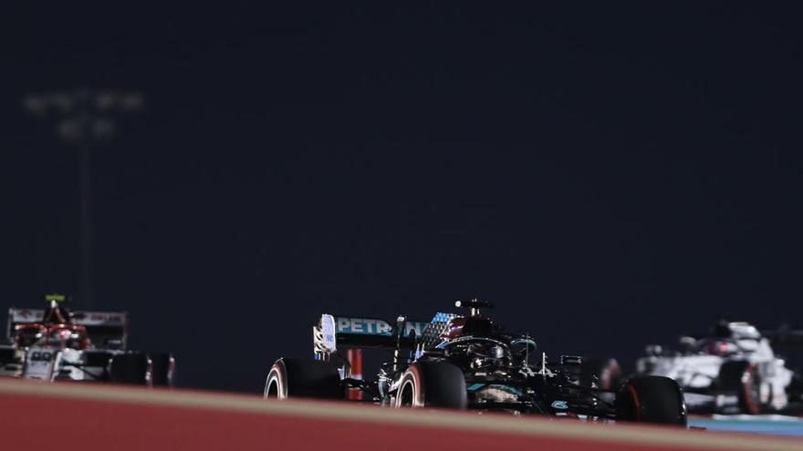 GP de Baréin de Fórmula 1, en directo