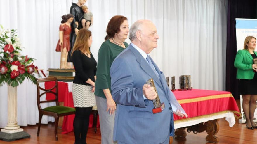 San Juan de Dios premia a San Roque