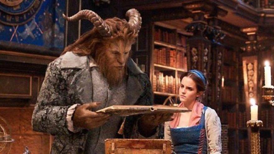 Disney calienta motores para el estreno de 'La Bella y La Bestia'
