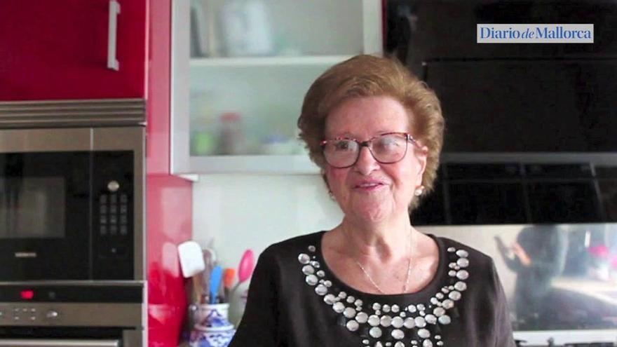 La cocina mallorquina está a salvo con la 'padrina' youtuber
