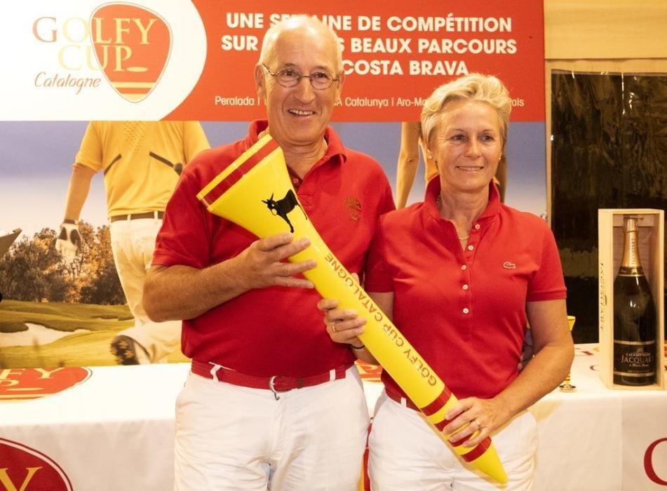 La final de la Golfy Cup Catalogne, a La Farinera