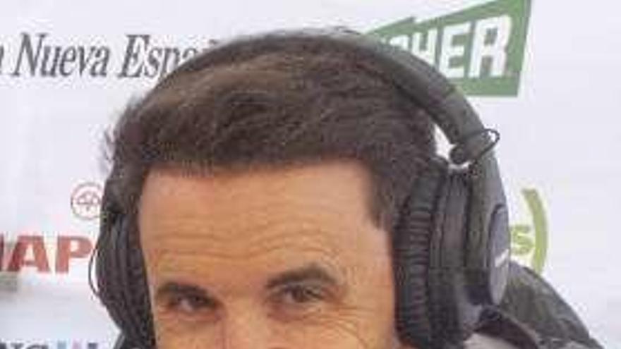 """""""Mi imagen queda restaurada"""", dice un aliviado Samuel Sánchez"""