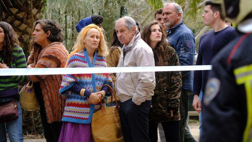 TVE estrena el próximo miércoles 'La Caza. Tramuntana', rodada en Mallorca