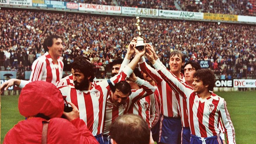"""La """"Champions"""" del Sporting"""
