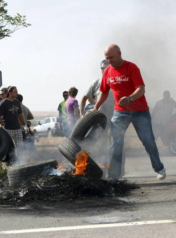 Huelga de mineros en León, Oviedo y Teruel