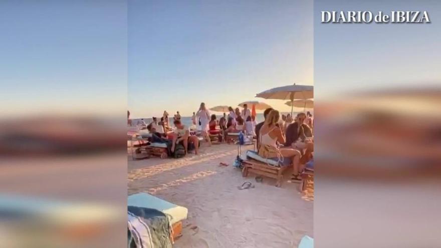 Precintado un local en Ibiza por incumplir las medidas sanitarias reiteradamente