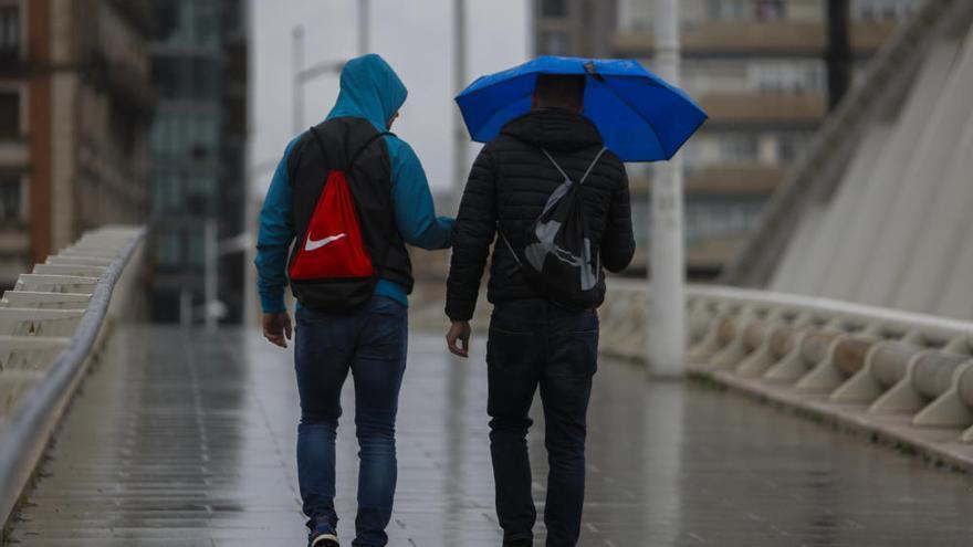 Las lluvias del domingo dejan 240,4 l/m2 en 24 horas en La Vall d'Ebo