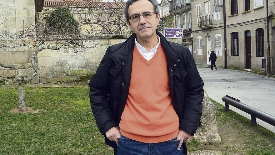 "Luís Rei Núñez: ""Rafael Dieste foi un home radicalmente libre"""