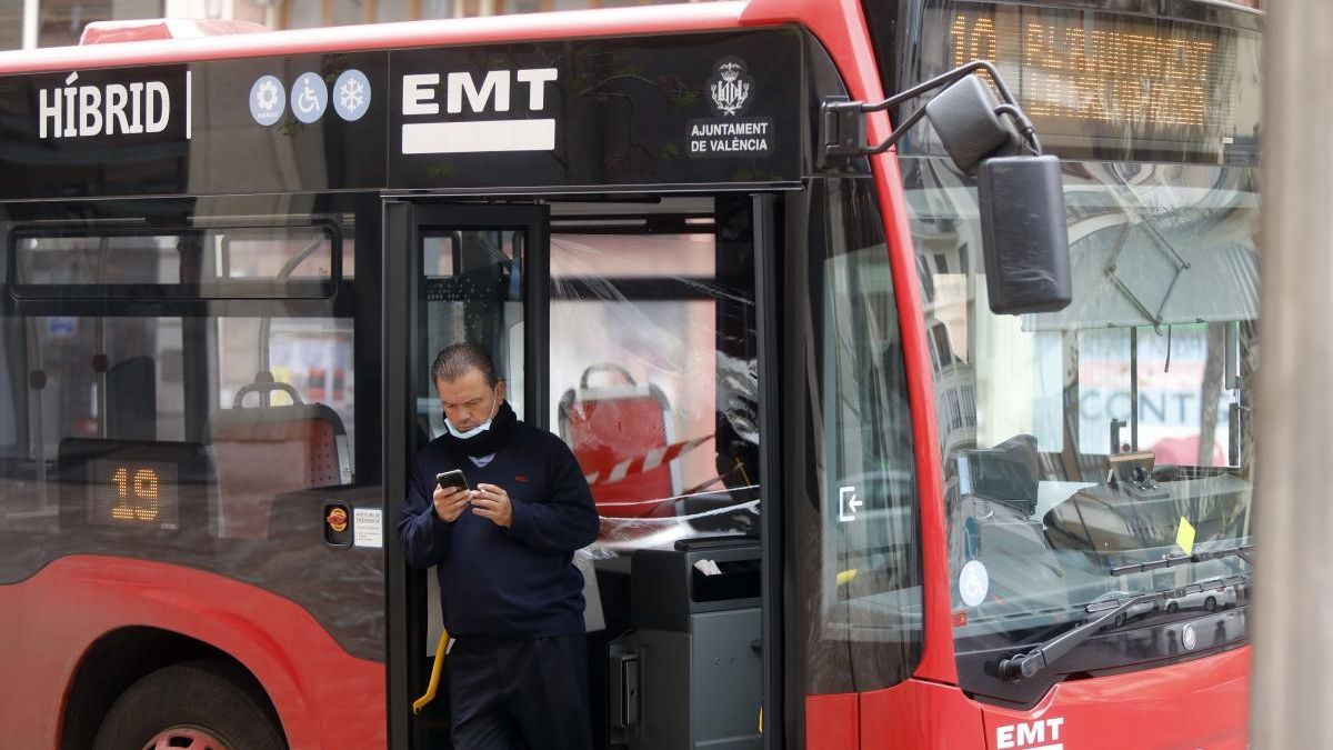 Trabajo rechaza el recurso sobre el ERTE de la EMT, que acudirá a los tribunales