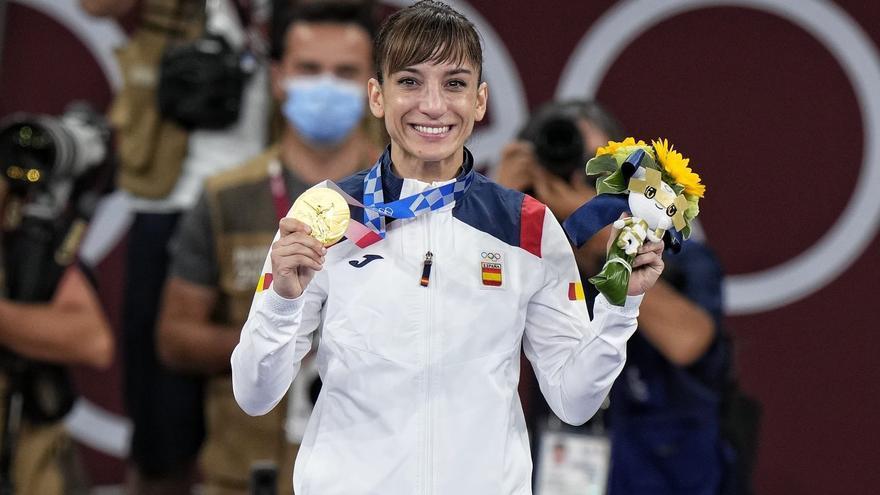 Sandra Sánchez será finalmente la única abanderada española en la clausura de Tokio 2020